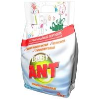 Стиральный Порошок ANT Baby Детский (3кг)