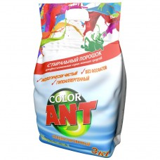 Стиральный Порошок ANT Color (3кг)