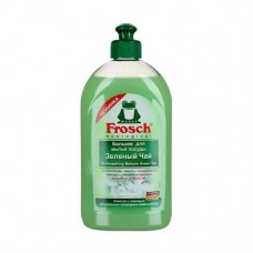 Бальзам для мытья посуды «Зеленый чай» Frosch, 500 мл