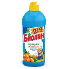 Бальзам для мытья посуды «Облепиха» Биолан, 450 мл