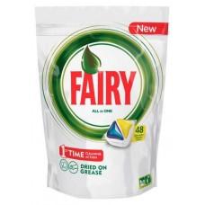 Капсулы для посудомоечной машины «Original All in One» Fairy, 48 шт