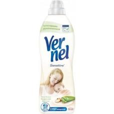 Кондиционер для белья «Алоэ Вера и Миндаль» Vernel, 910 мл