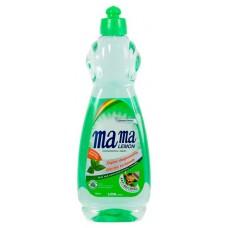 Гель для мытья посуды и детских принадлежностей Mama Lemon, 750 мл