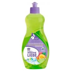 Гель для мытья посуды концентрат Meine Liebe, Манго и освежающий лайм, 500мл