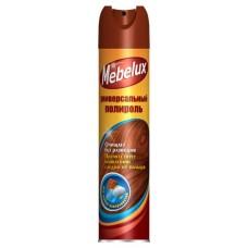 Полироль для любых поверхностей Mebelux, 300см3