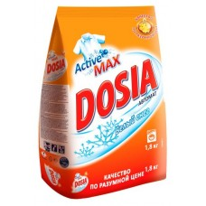 Cтиральный порошок автомат «Белый снег» Dosia, 1.8 кг