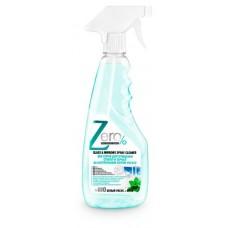 Спрей для очищения стекол и зеркал Zero, 420 мл